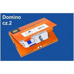 DOMINO 2 KL.VII-VIII PROCĘTY-UŁAMKI cz-2